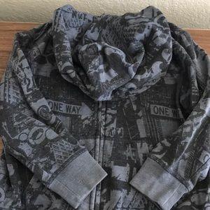 GAP zip-up hoodie